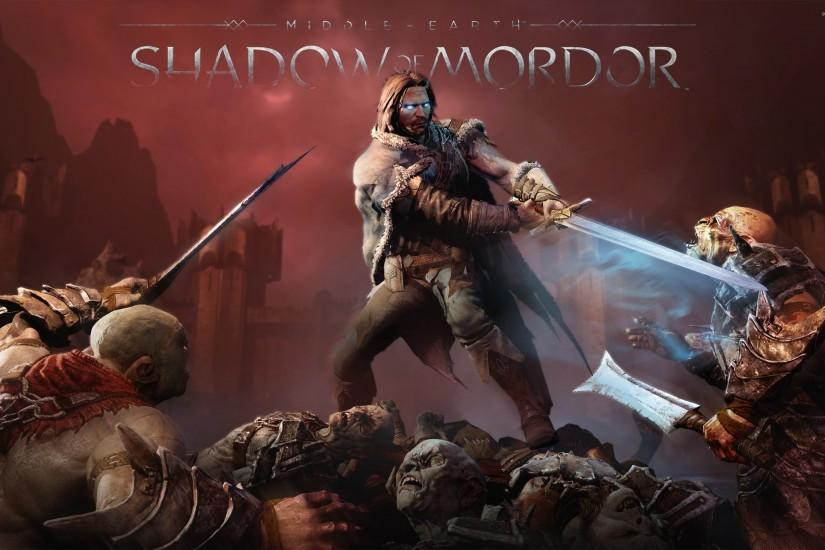 Middle-earth: Shadow of Mordor [5] wallpaper