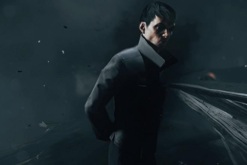 widescreen dishonored 2 wallpaper 1920x1080 for phones