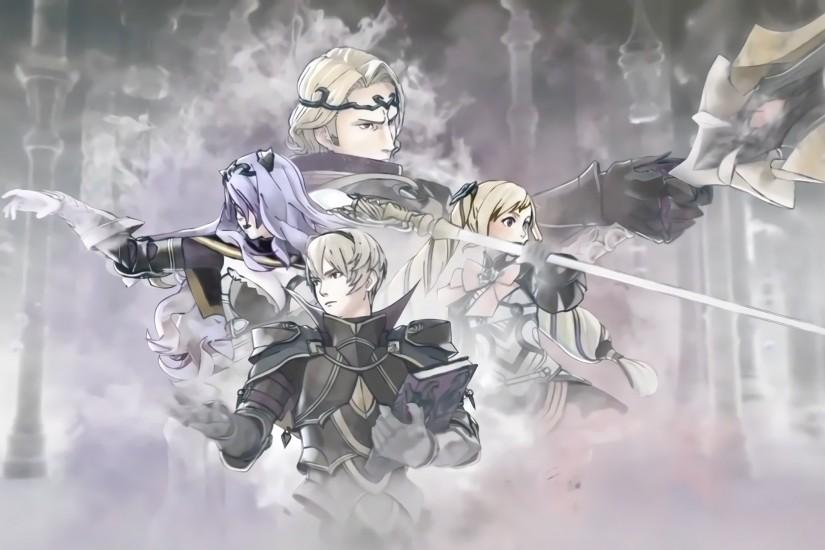 fire emblem wallpaper 2560x1436 full hd