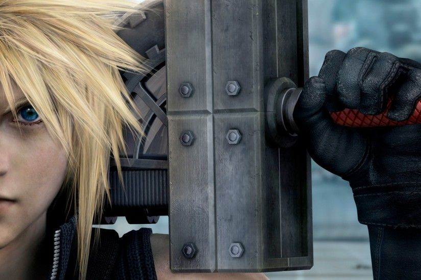 Final Fantasy VII, Cloud Strife Wallpapers HD / Desktop and Mobile  Backgrounds