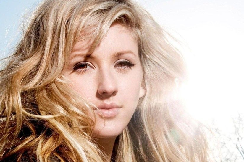 Ellie Goulding Wallpaper Music #5248 Wallpaper | iWallDesk.