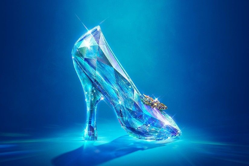 Diamond lady shoe 3d high definition wallpapers