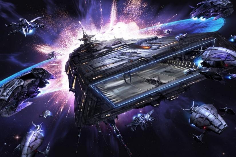 Spaceship Wallpaper ·① Download Free Amazing Full HD