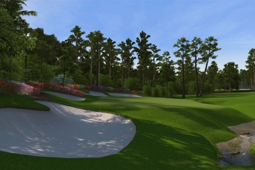 EA Sports announces Tiger Woods PGA Tour 12: The Masters