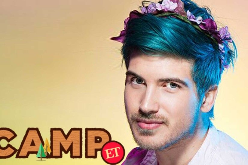Joey Graceffa Talks Going From Fan to Headliner – VidCon 2016 - YouTube