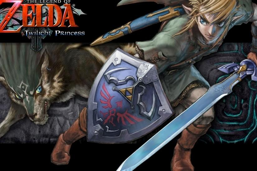 Wolf Link Twilight Princess Wallpaper ...