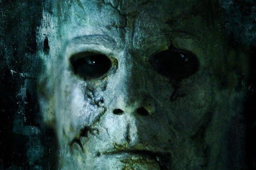 Download Wallpaper 2048x2048 Halloween 2, Michael myers, Face .