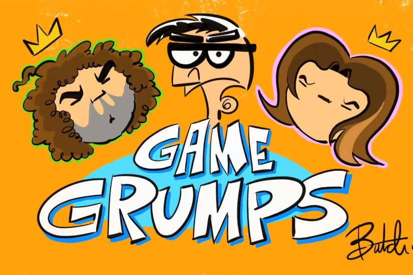 Butch Hartman the illustrator of Fairly Odd Parents and Danny Phantom drew  the grumps ...