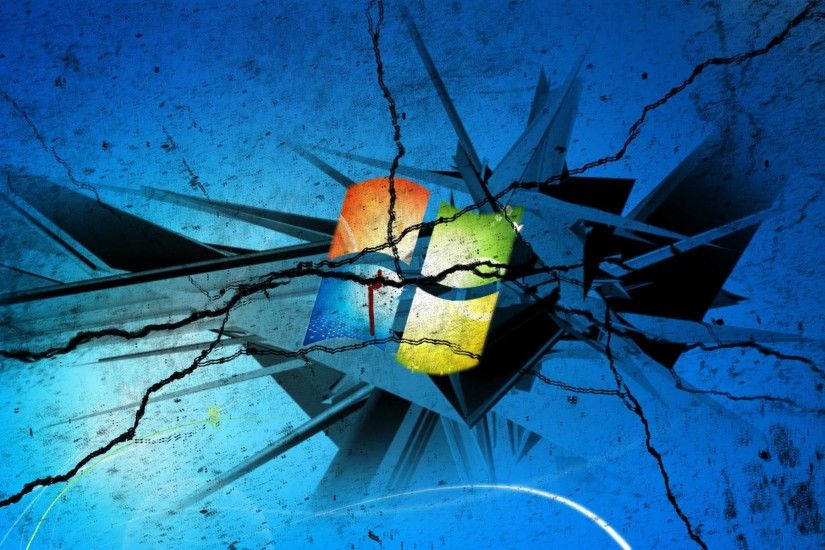 Desktop Backgrounds Wallpapers · Cracked ScreenDesktop ...