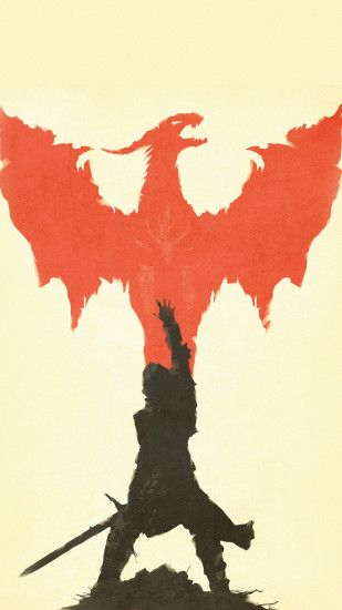 Dragon Age Inquisition Minimal Illustration Android Wallpaper ...