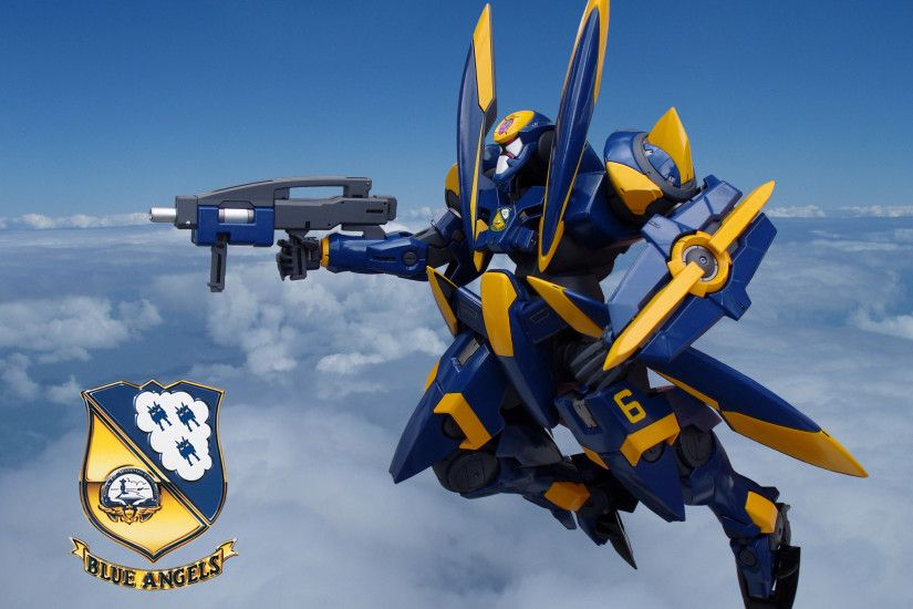 GN-X - Blue Angels 2320 version.