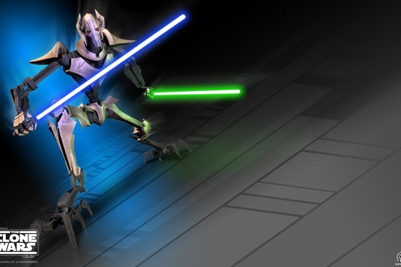 Star Wars The Clone General Grievous ...