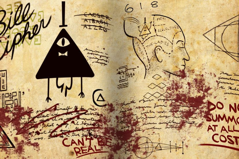 bill cipher edit | Tumblr