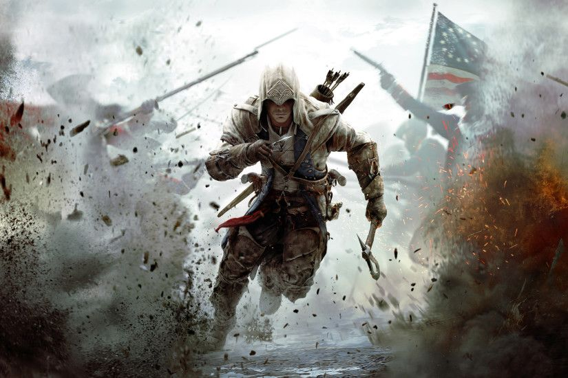 Assassins Creed 3 Game Wallpaper