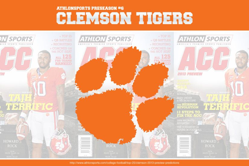 DOWNLOAD CLEMSON WALLPAPER (CLICK IMAGE BELOW)