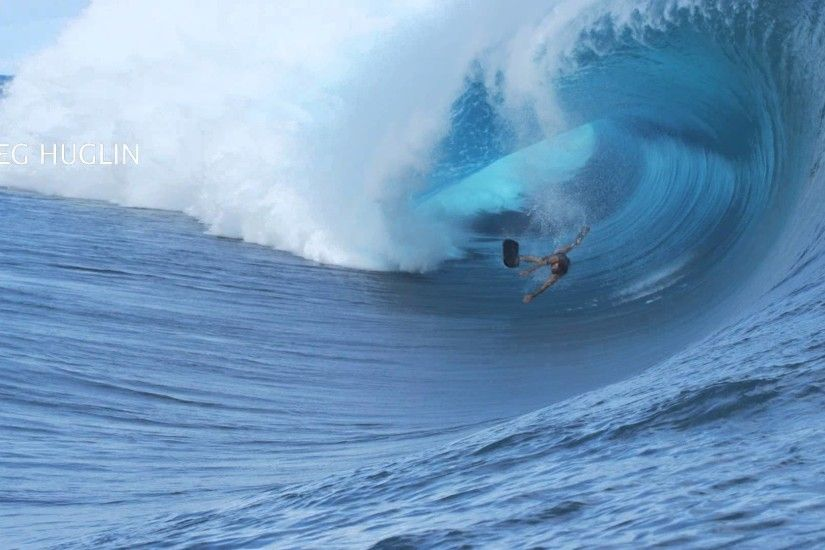 Dan Ryan, Bodyboard wipeout at Teahupoo Tahiti on May 13, 2013-filmed with  RED Epic - YouTube