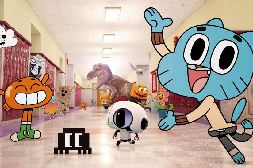 Amazing World Of Gumball Wallpaper