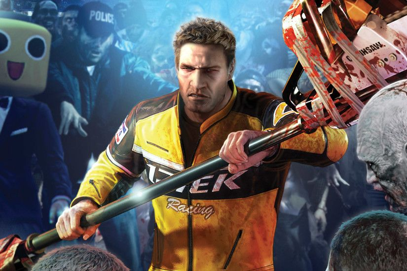 1920x1080 Dead Rising 2 desktop PC and Mac wallpaper ...