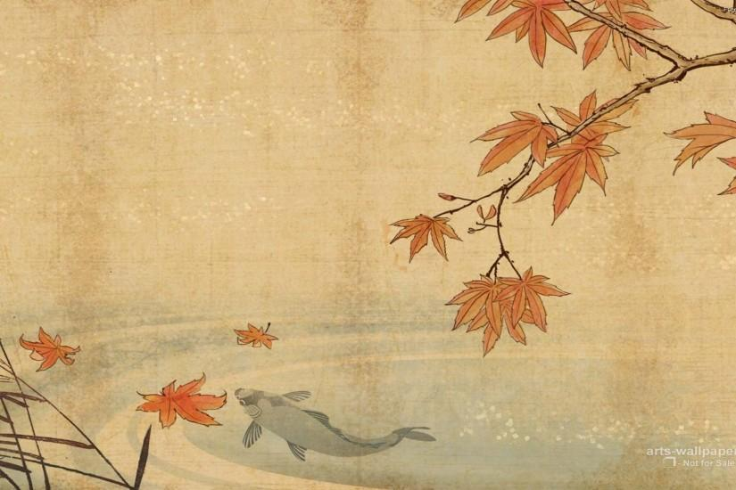 Chinese Painting Art Wallpapers, Paintings, Desktop Art Backgrounds