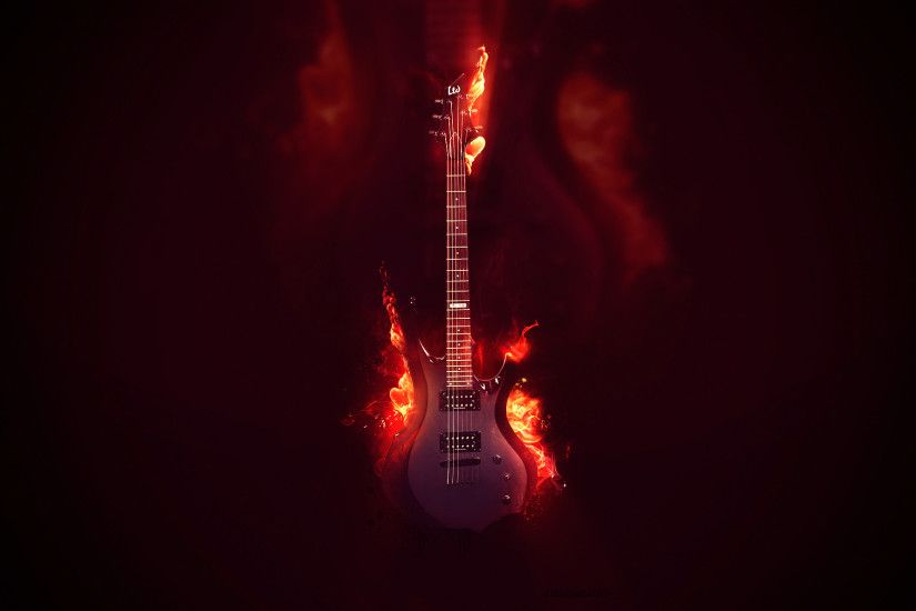 Guitar Wallpapers Cool Guitar Backgrounds (73 Wallpapers) – HD Wallpapers  ...