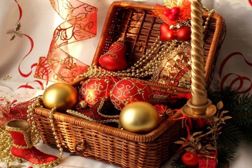 Christmas Decorations Wallpapers HD Wallpapers