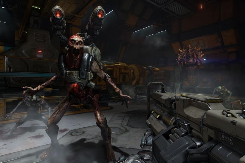 download doom 4 wallpaper 1920x1080 for 4k monitor