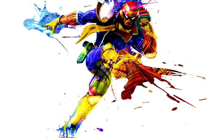 Captain Falcon by JeeJay23 Captain Falcon by JeeJay23