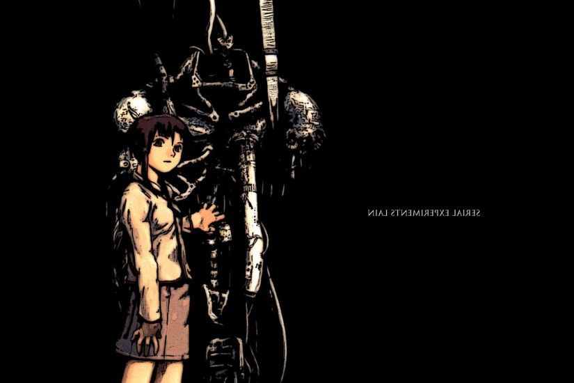 Lain Wallpapers - Wallpaper Cave ...