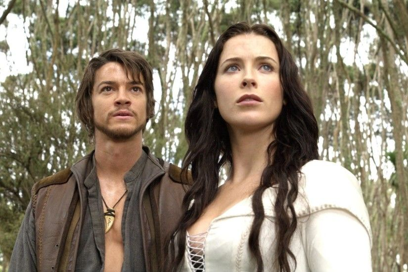 Women Bridget Regan Legend of the Seeker Kahlan Amnell hd .