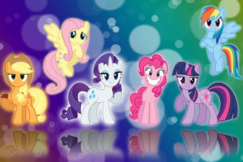 MLP:FiM Characters images my little pony HD wallpaper and background photos