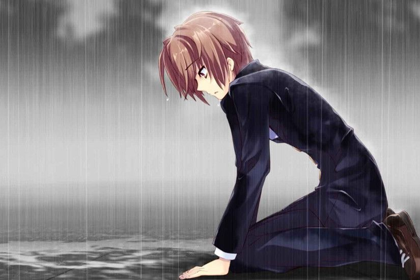 Anime Boy Wallpaper 1920 X 1080 Wallpaper Desktop Hd