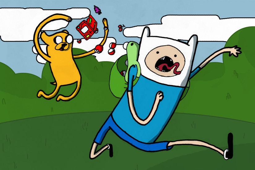 HD Wallpaper of Adventure Time With Finn And Jake Desktop Hd Wallpaper,  Desktop Wallpaper Adventure