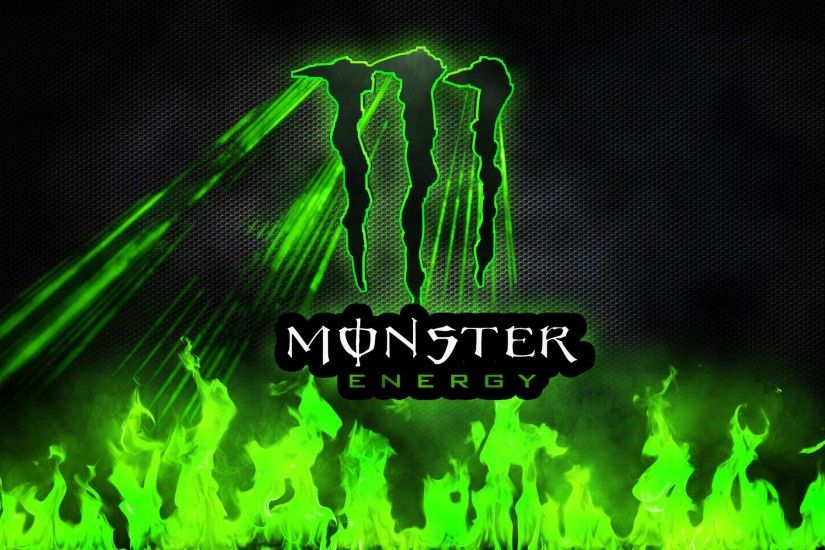 Monster Energy Logo Wallpaper #1468 Wallpaper | Wall Stock