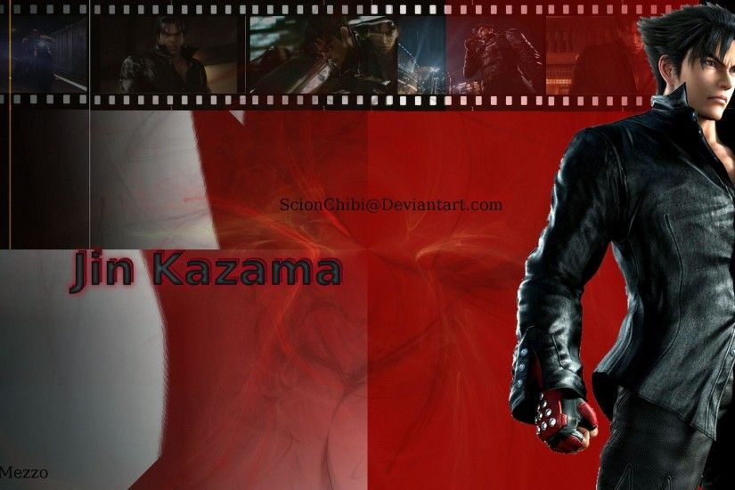 Tekken 6 Jin Kazama wallpaper