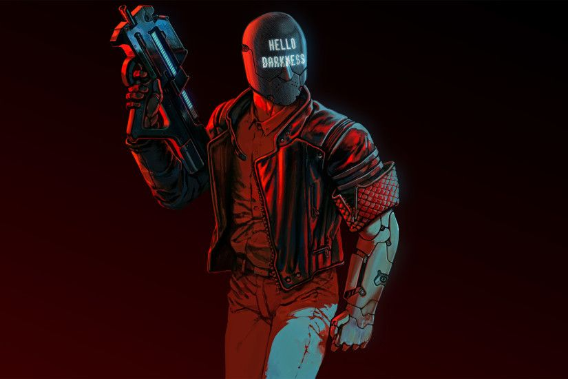 2017, Ruiner, Game, Ps4, Xbox One, 4K Wallpapers