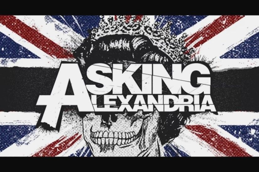 1920x1080 Asking Alexandria Wallpapers Desktop HD