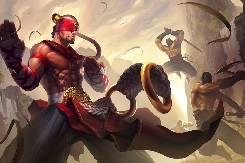 League Of Legends Lee Sin Wallpapers High Quality with High Definition  Wallpaper 1920x1080 px 345.93 KB