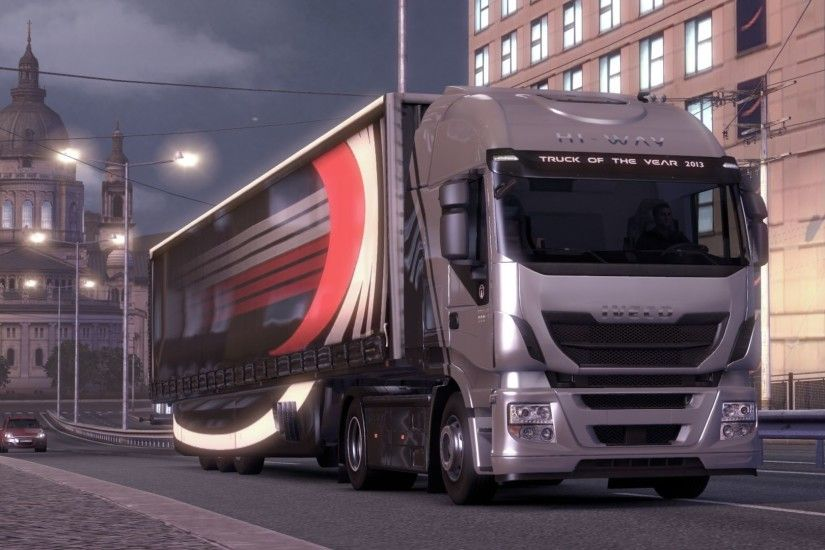 Photo Gallery: #2821420 Euro Truck Simulator 2 Wallpapers, 234.88 Kb