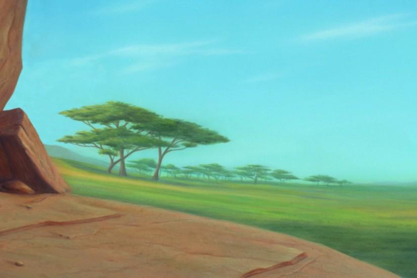 The Lion King HD Gallery > Other pictures, Background art
