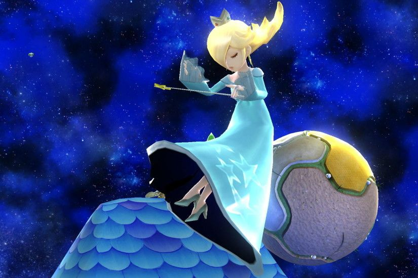 Some more Rosalina goodness.