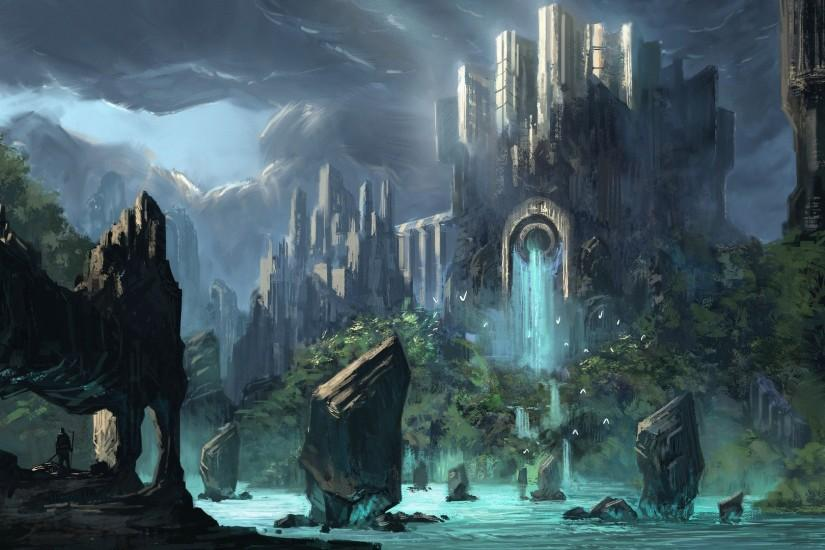 free download fantasy wallpapers 1920x1080 windows xp