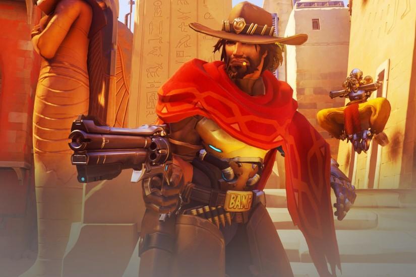 mccree wallpaper 1920x1080 for full hd