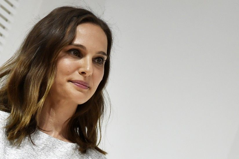 Preview wallpaper natalie portman, actress, face, brunette 3840x2160