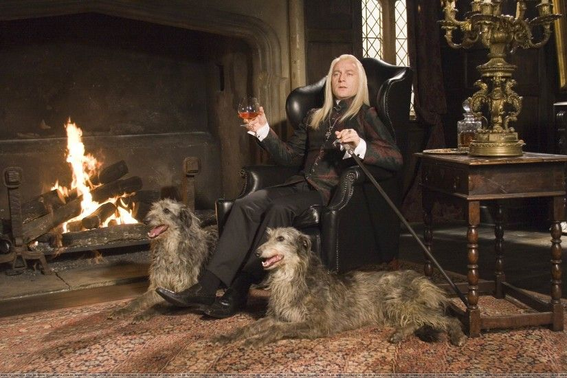 dogs, Harry Potter, Jason Isaacs, Lucius Malfoy, Death Eaters - Free  Wallpaper / WallpaperJam.com
