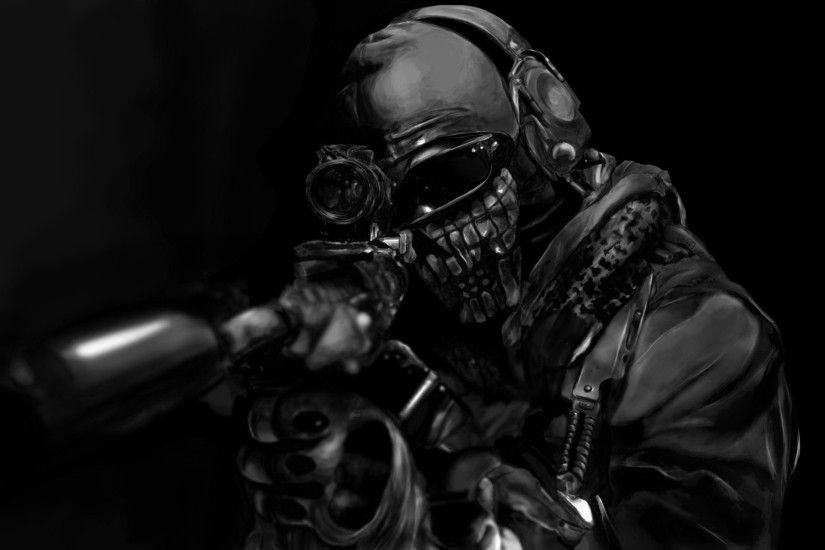 Call Of Duty Ghost wallpapers free