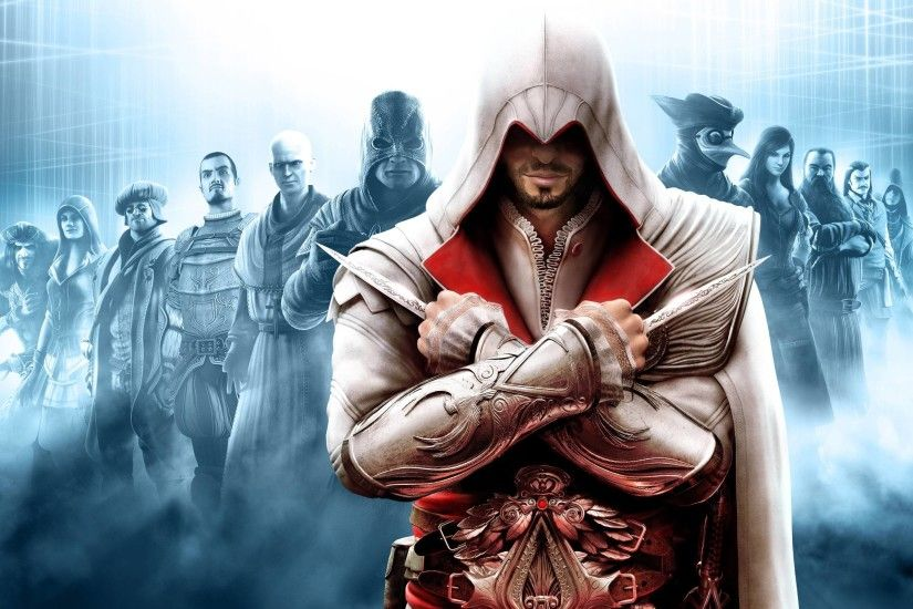 Assassins Creed Brotherhood Wallpapers | HD Wallpapers