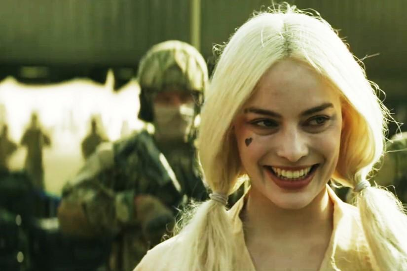 Margot Robbie As Harley Quinn In Suicide Squad 03394