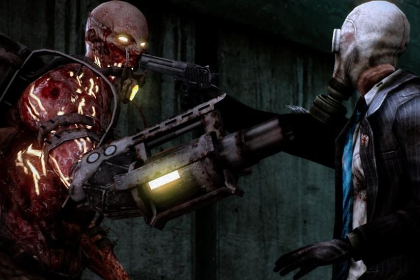 KILLING-FLOOR co-op survival horror shooter killing floor dark (18)  wallpaper | 1920x1200 | 390951 | WallpaperUP