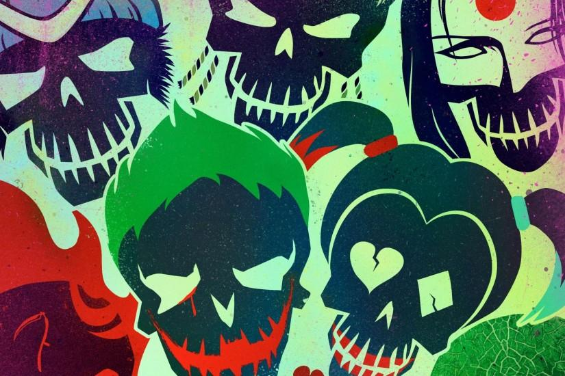 new suicide squad wallpaper 1920x1200