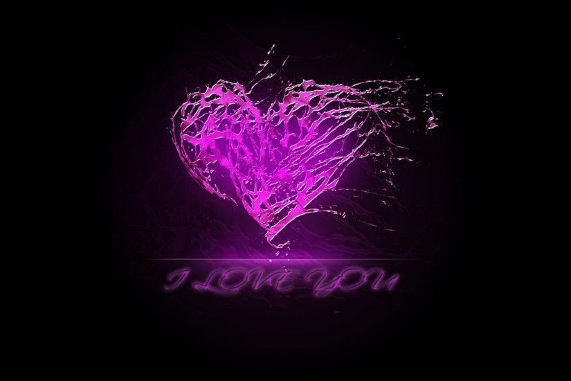 Images Purple Hearts Violet Heart Wallpaper 21540wall.jpg